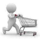 Nakupovalni voziček