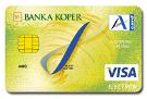 Visa Electron predplačilna kartica