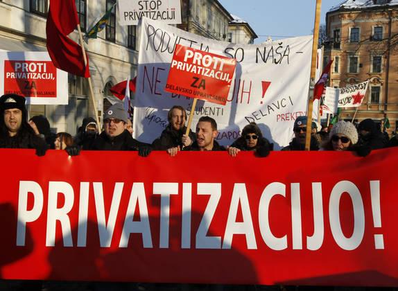 Ustavimo privatizacijo