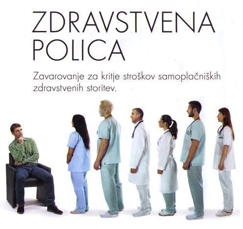 Vzajemna - Zdravstvena polica